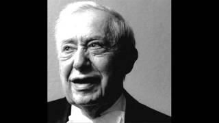 Chopin - Nocturne in B major, Op.  32 No.  1 - Mieczysław Horszowski