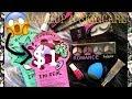 $1 MAKEUP & SKINCARE HAUL(eyeshadow, sheetmask etc.) ft. STYLE21