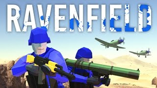 Ravenfield Early Access Gameplay German - Krieg auf dem Flugzeugträger