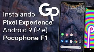 Pocophone f1 pixel experience rom ir camera and face unlock work