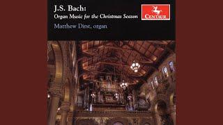 Canonic Variations on Vom Himmel hoch da komm ich her, BWV 769: Variation 3: Canon alla settima