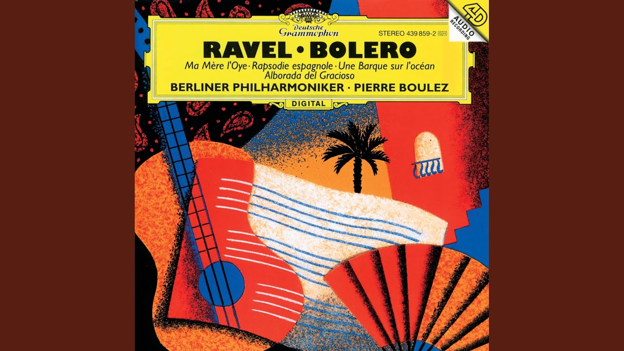 Ravel Ma Mère L Oye Ballet M 62 Interlude Youtube