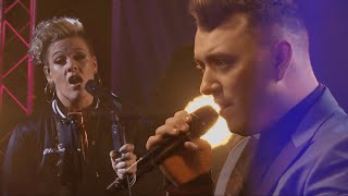 P!nk & Sam Smith - Stay With Me