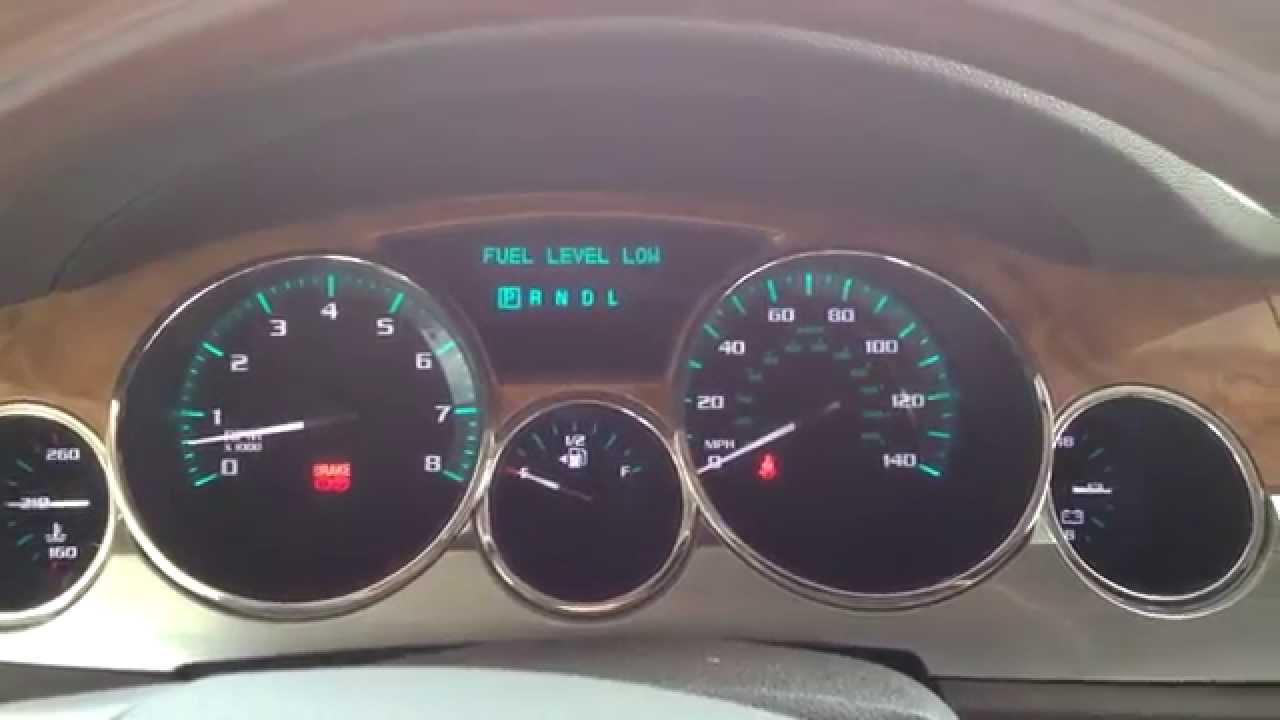 57478131 Buick Enclave 2009
