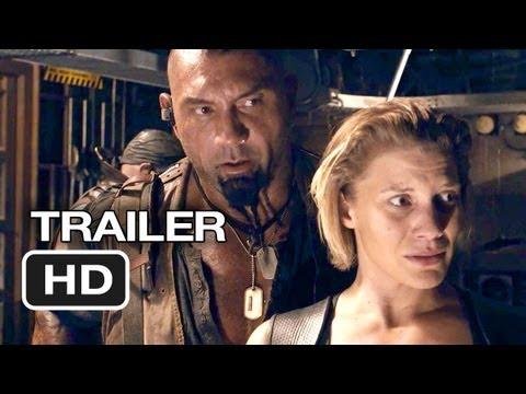Riddick Official Trailer #4 (2013) - Vin Diesel Sci-Fi Movie HD