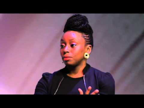"Igbo Author, Chimamanda Ngozi Adichie ""If Michelle Obama had Natural hair..."""