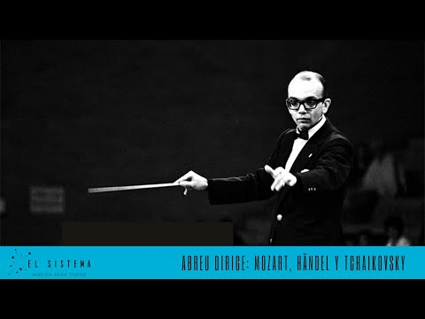 En conmemoración a los 81 años del nacimiento del Maestro José Antonio Abreu