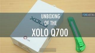 Xolo Q700 Unboxing