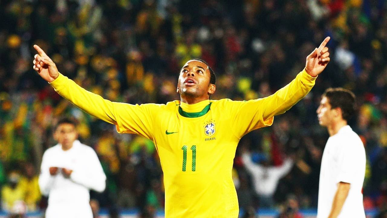Robinho ► MAGICAL SKILLS ►  CRAZY TALENT!