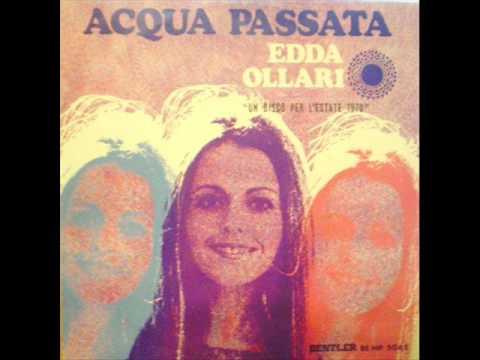 Edda Ollari - Acqua passata (1970)