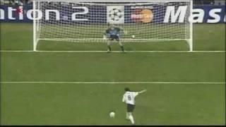 Champions League Finale 2001 - Kahn hält 3 Elfmeter - Unglaublich