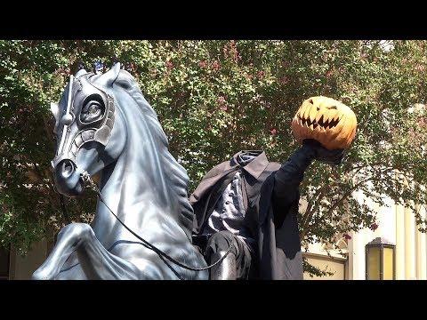 Halloween Time 2018! - INSIDE Disneyland Resort, Episode 13
