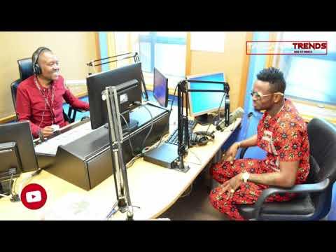 Mambo 4 Muhimu ambayo Ameongea Diamond Platnumz kwenye Interview na Class105 Kenya