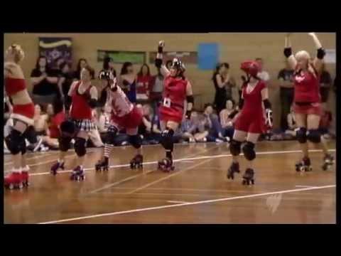 SBS World News Australia - Sydney Roller Derby