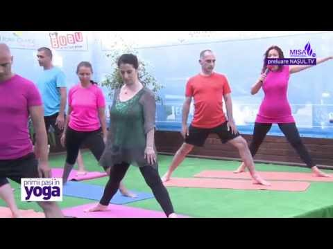 Primii pasi in yoga - Sezonul 1, Episodul 11. Yoga antistres