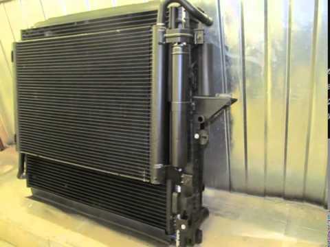 #003 маслянный радиатор двигателя 3.0 tdi audi,vw