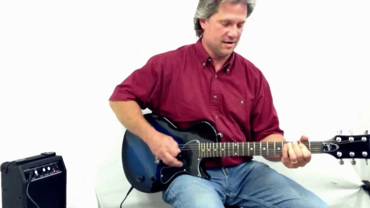 Maestro Electric Guitar By Gibson Youtube