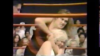 Leilani Kai vs. Kandi Malloy, 1-20-1980