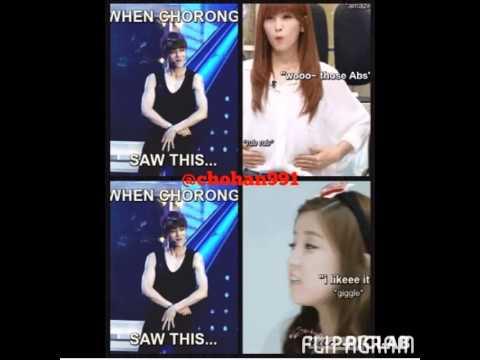 chorong apink and luhan exo - photo #10