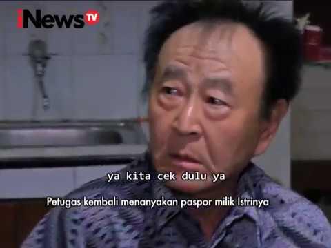 Warga Negara Jepang Ini Kesal saat Dirazia Petugas - Indonesia Border 06/03