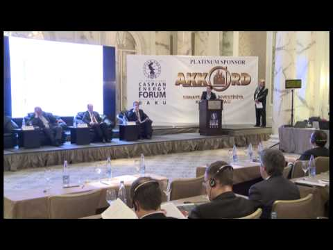CASPIAN ENERGY FORUM BAKU 2014 SESSION 2