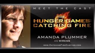 The Hunger Games: Catching Fire - FULL OFFICIAL MOVIE CAST