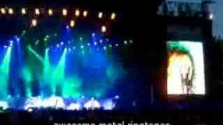 Awesome Metallica Master of Puppets Solo Live Rock Werchter 2007