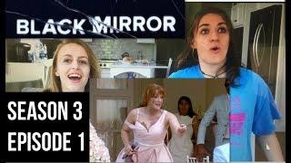 Black Mirror - 3x1 Nosedive - Reaction