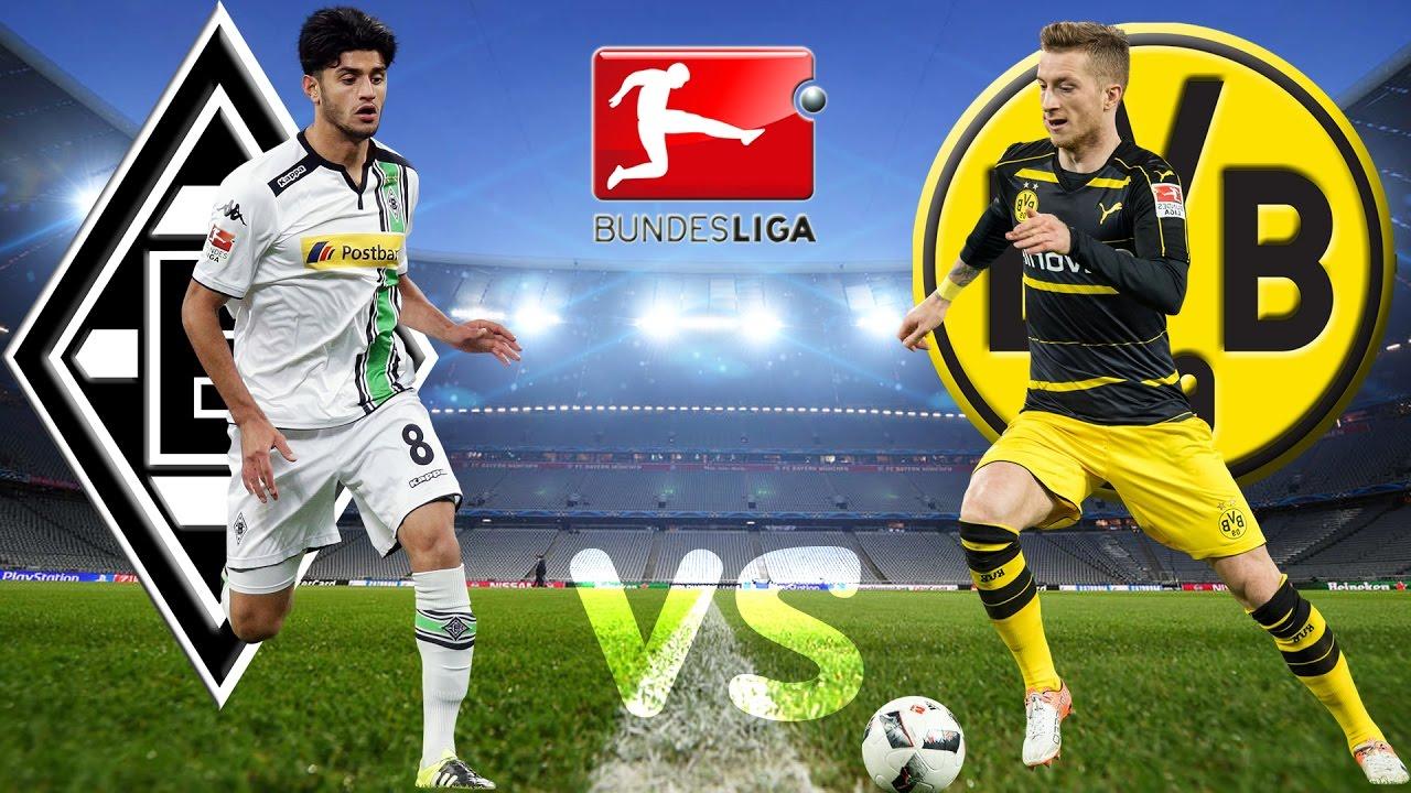 Borussia Mönchengladbach Gegen Dortmund