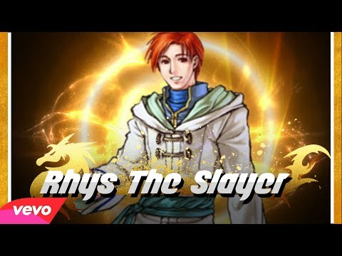 Fire Emblem: Radiant Dawn Rhys the Slayer mp3 letöltés