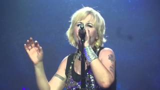 The Cranberries - Astral Projection - Orleans, Nov 11st, 2012 - Zénith