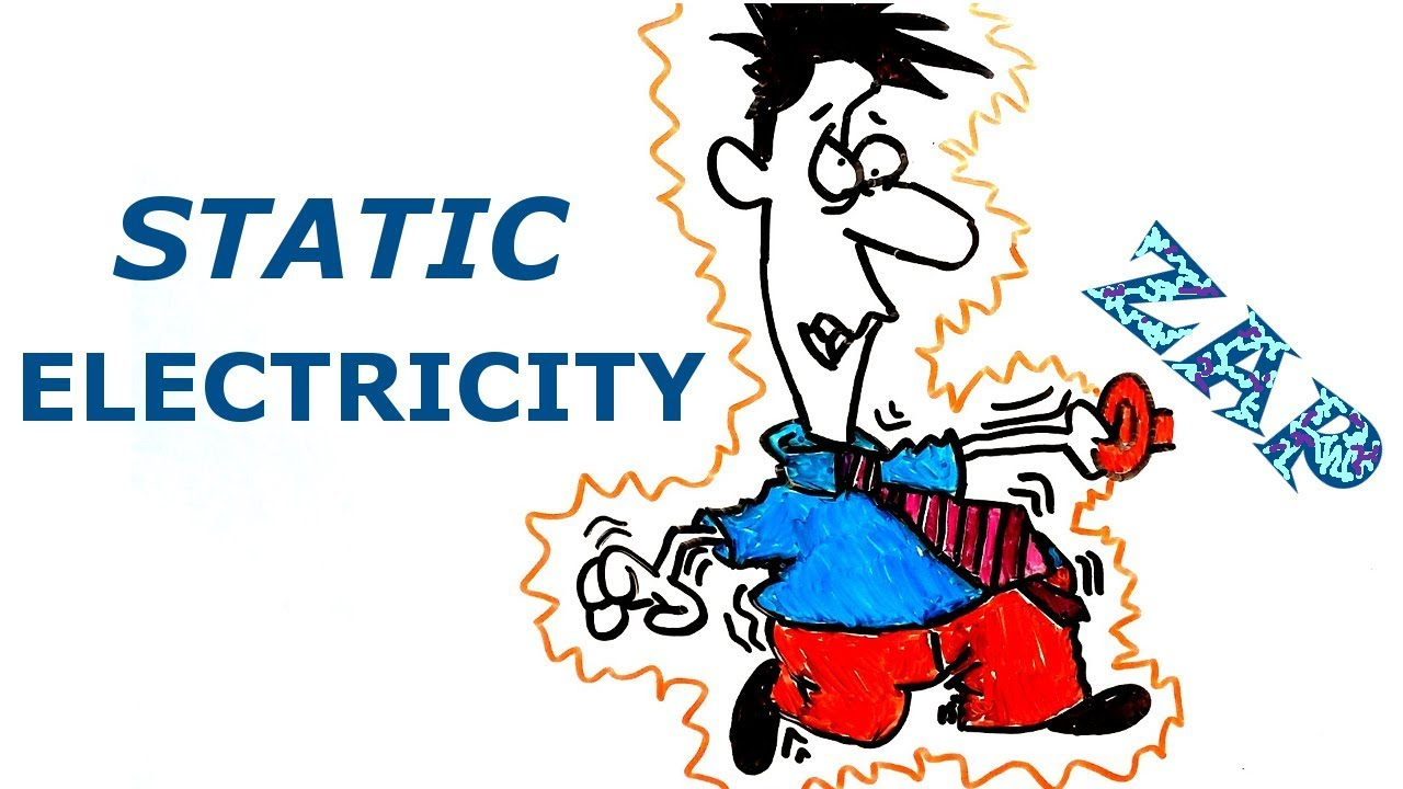 static electricity Static: static electricity is the result of an accumulation of electric charges that  occurs when two non-metallic objects rub against each other: for example, when .