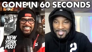 Gone in 60 Seconds with Jalen Rose and Jeezy | Renaissance Man with Jalen Rose | New York Post