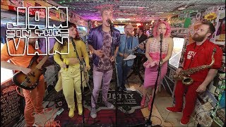 """TURKUAZ  - """"The Shape I'm In"""" (Live at JITV HQ in Los Angeles, CA 2019) #JAMINTHEVAN"""