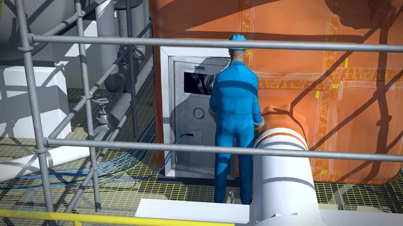 Safearc Pressurized Welding Enclosure Youtube