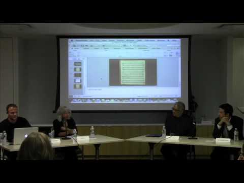 When Humanities Falter: Panel 2 (Globalization and Translations)