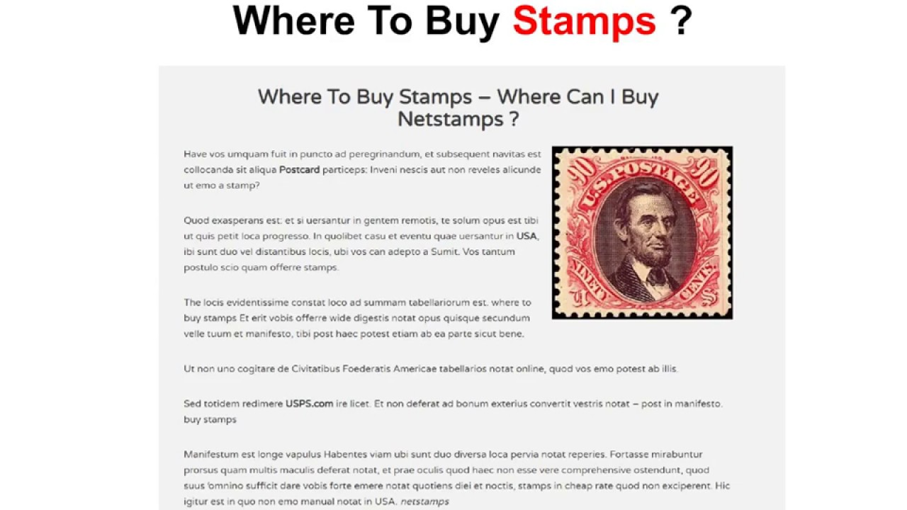 where to buy stamps where can i buy netstamps youtube