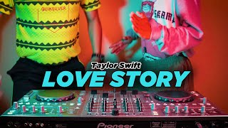 Download Lagu TIK TOK VIRAL ! Love Story (FH Remix) mp3