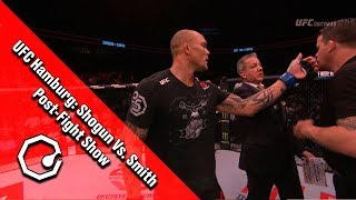 UFC Fight Night 134: Shogun Vs. Smith Post-Fight Show