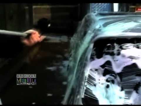 Emery washing his car to Christina Aguilera - Car Wash!