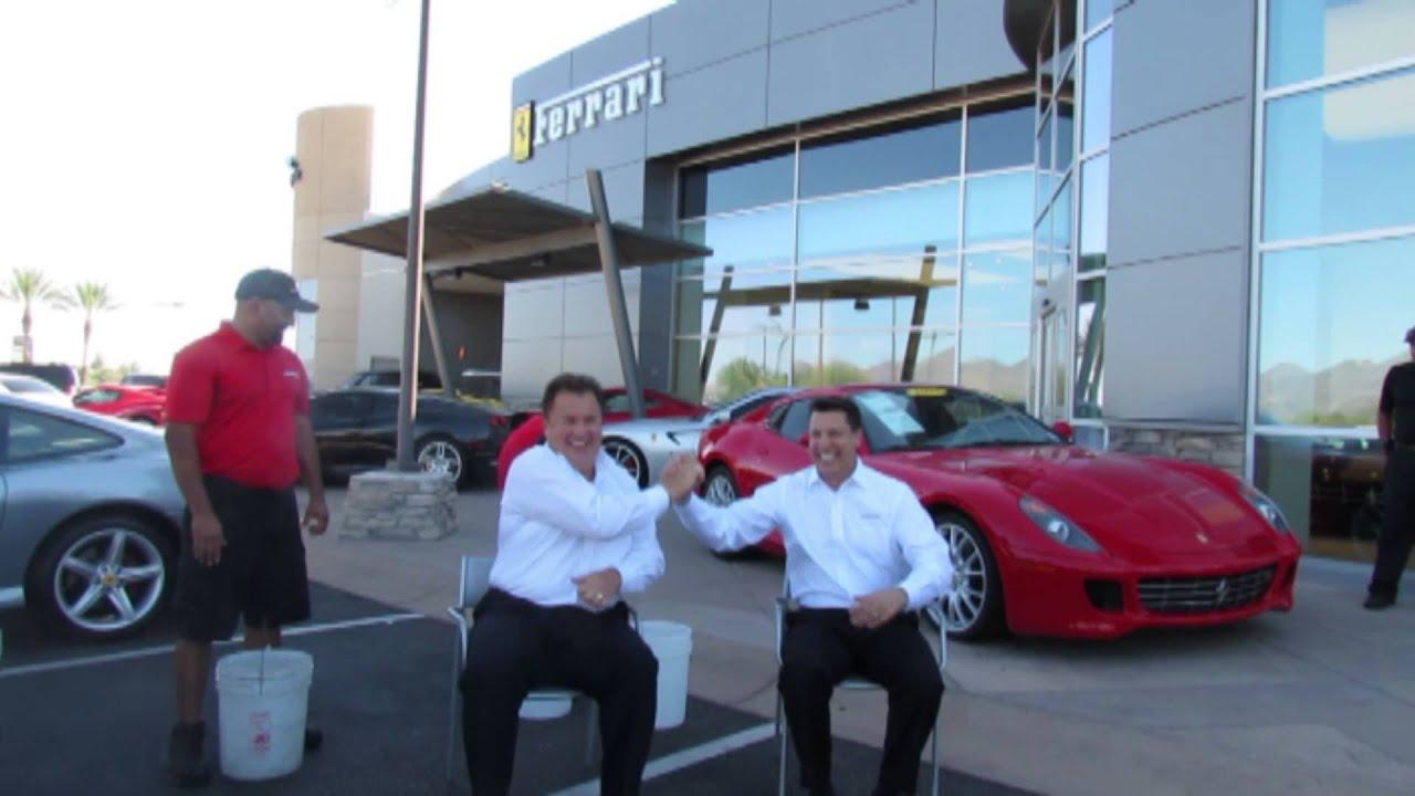 Penske Auto Mall >> Penske Auto Mall ALS Ice Bucket Challenge- Dave Wallace ...