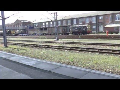 Doncaster Station.