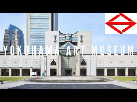 Yokohama Art Museum, Yokohama Travel Vlog in Japan 2018 🇯🇵