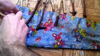 видео Выращивание винограда из черенков по методу Пузенко