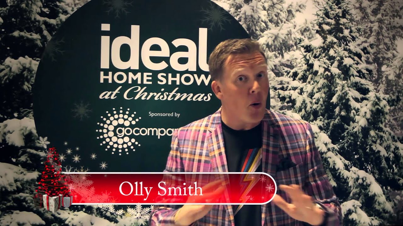 Ideal Home Show At Christmas Manchester 2014 Highlights