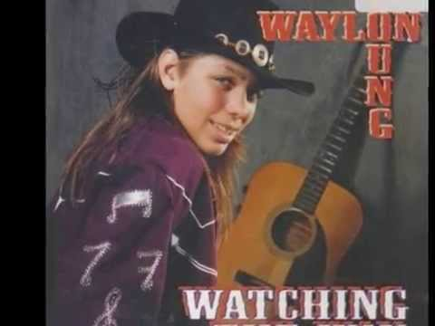 "Waylon Young: Liedjes van ""Watching the way"""