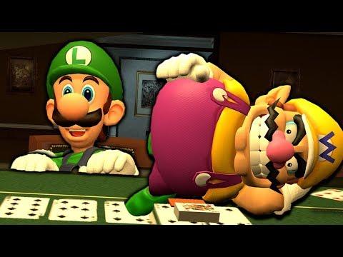 Luigi's Casino Night || Hobo Theatre