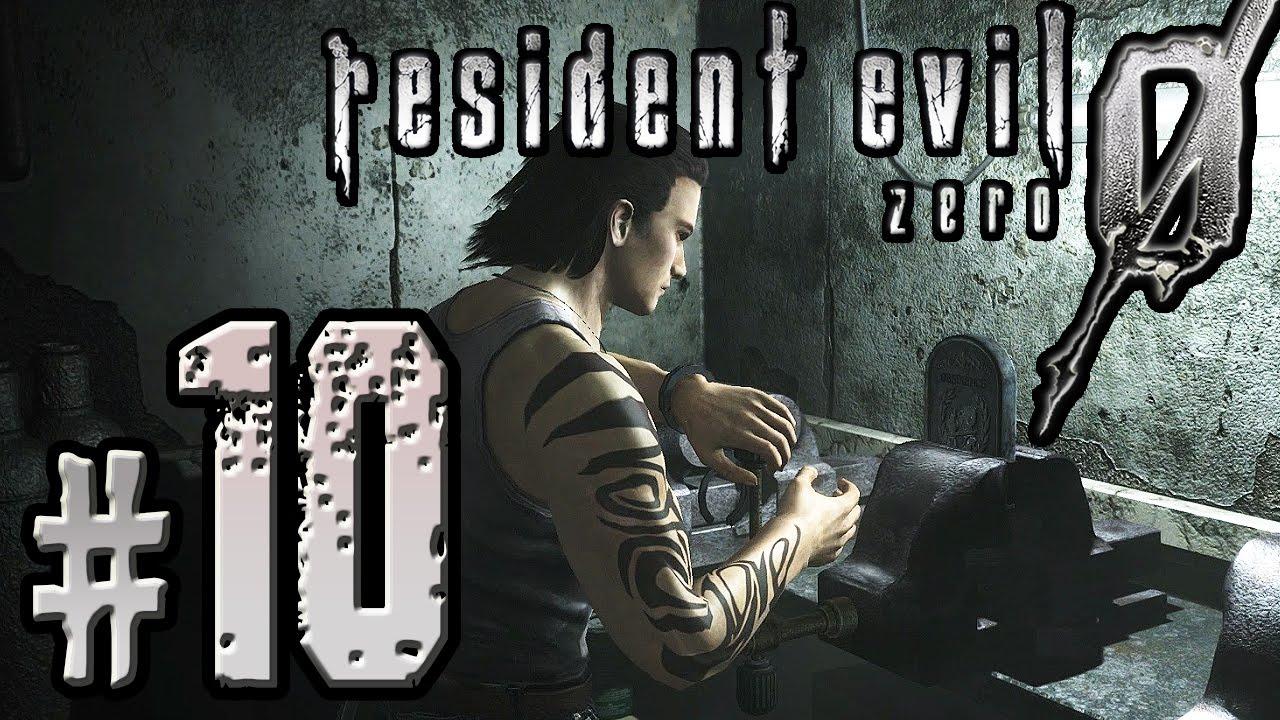 resident evil 0 lösung