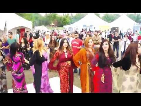 Edmonton Heritage Festival 2014 - Kurdistan - Hewa Waissi