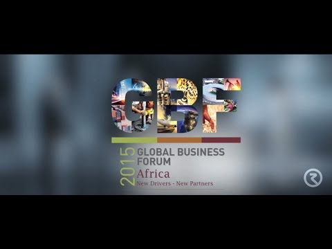 Africa Global Business Forum 2015